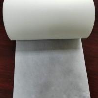 优质厂家供应涤纶纺粘涤纶长丝热轧无纺布