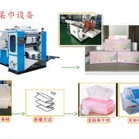 嘉兴峻龙抽取式棉柔巾洗碗巾懒人抹布生产设备 懒人抹布机器