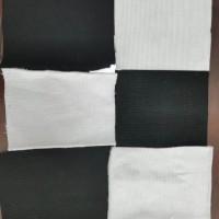 黑白两色丽新布