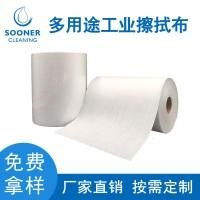 工厂供应多用途工业清洁布 工业擦拭布擦机布强力吸油吸水低掉屑