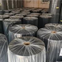 全新黑色无纺布100克,75克,现货10吨 8000元每吨