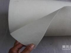 在工程中怎样铺装聚酯玻纤布?