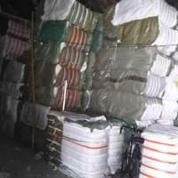纯白化纤再生棉