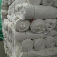 白色,灰色土工布