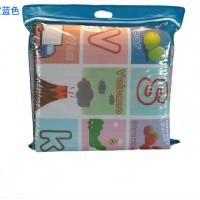 0.5折叠爬行垫专用无纺布挖孔包装袋环保手提袋广告袋可印刷