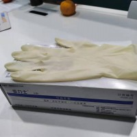 乳胶检查手套