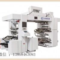 4色无纺布印刷机 柔印机