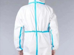 防护服为何选无纺布做材料