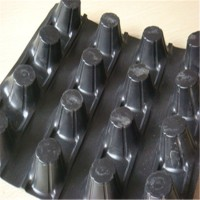 25高塑料排水板疏水板防水板