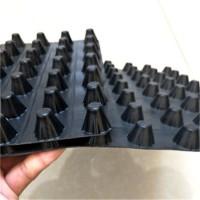 25高塑料排水板凹凸型疏水板导水板