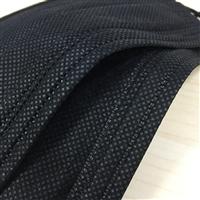 福建泉州黑色色一次性平面口罩