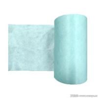 福建供应纯色水刺布口罩用布 淡绿色