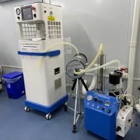 二手青岛众瑞ZR-006熔喷布检测仪 口罩检测仪