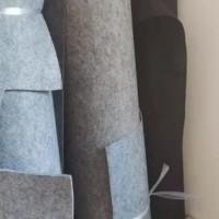 出售毛毡布各式各样,种类繁多,支持定做。