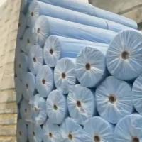 双s蓝色1.6米门幅,克重30克,现货20吨