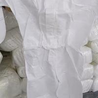 15万件65克覆膜高抗连体隔离衣,要的速度,自己工厂的货