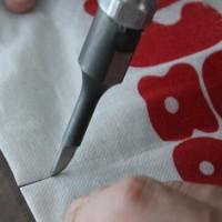 超声波塑焊机 焊接塑料无纺布机器 衣服商标 衣领焊接