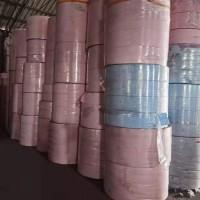 涤纶木浆水刺布,50g,23厘米,粉色,兰色20吨做懒人抺布