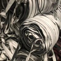 出售pvc化纤布条,每月20吨,上车价600