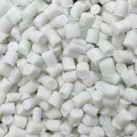 无纺布复高压奶白粒子长期有货!