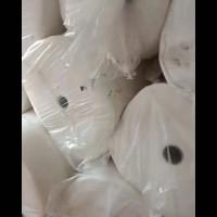 出售1.5吨175 50克半压缩热风棉和1吨175 50抛棉