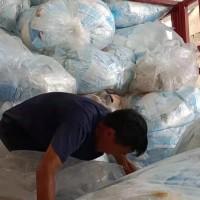 出售废口罩,一共20吨,货在湖北仙桃,报价1100