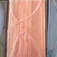 出售水刺布口罩,现货300万,货在仙桃,报价0.3元