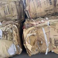 出售牛皮纸袋子和重钙袋子共20多吨