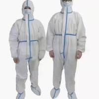 出售连脚防护服,现货5万,价格10.5,货在江苏,需要的联系